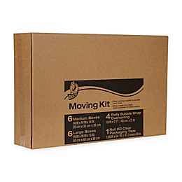 Duck® Bubble Wrap® 17-Piece Moving Kit