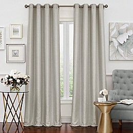 Eclipse Luxor Grommet Room Darkening Window Curtain Panel