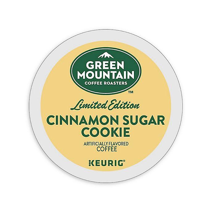 Cinnamon Sugar Cookie Coffee Keurig