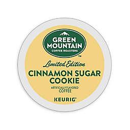 Keurig® K-Cup® Pack 18-Count Green Mountain Coffee® Cinnamon Sugar Cookie Coffee