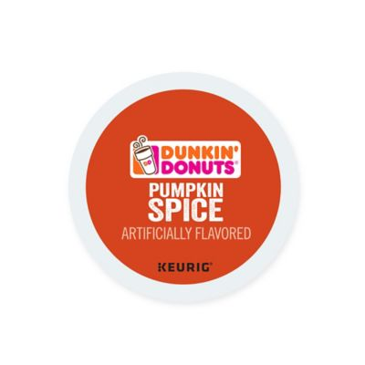 8947430c0e145 Dunkin' Donuts® Pumpkin Spice Flavored Coffee Keurig® K-Cup® Pods 16-Count