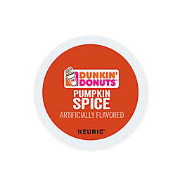 Dunkin' Donuts® Pumpkin Spice Flavored Coffee Keurig® K-Cup® Pods 16-Count