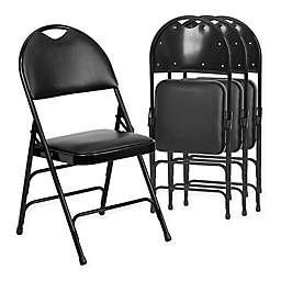 Outstanding Folding Tables Chairs Bed Bath Beyond Creativecarmelina Interior Chair Design Creativecarmelinacom