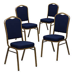 Flash Furniture HERCULES Banquet Chairs (Set of 4)