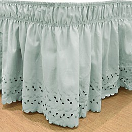 EasyFit™ Eyelet Ruffled Bed Skirt