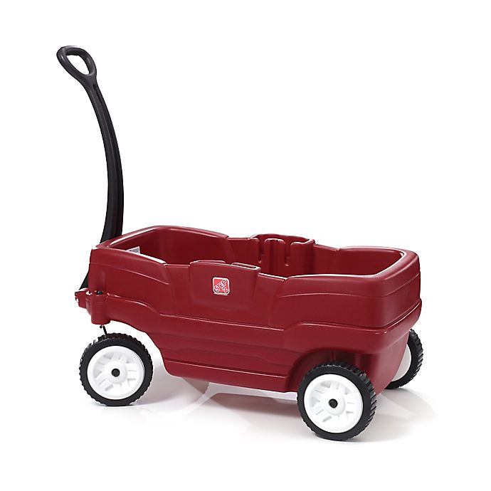 Alternate image 1 for Step 2® Neighborhood Wagon in Red