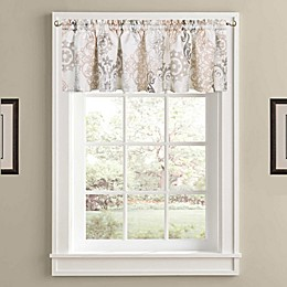 J. Queen New York™ Galileo Straight Valance in Natural