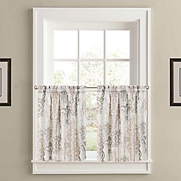 J. Queen New York™ Galileo 45-Inch Window Curtain Panel Pair in Natural