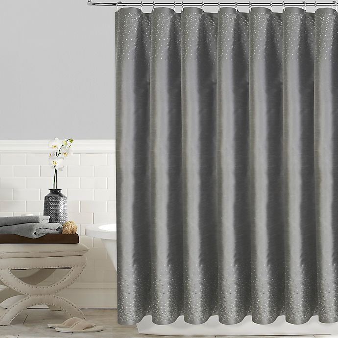 Twilight Shower Curtain In Grey Bed Bath Amp Beyond