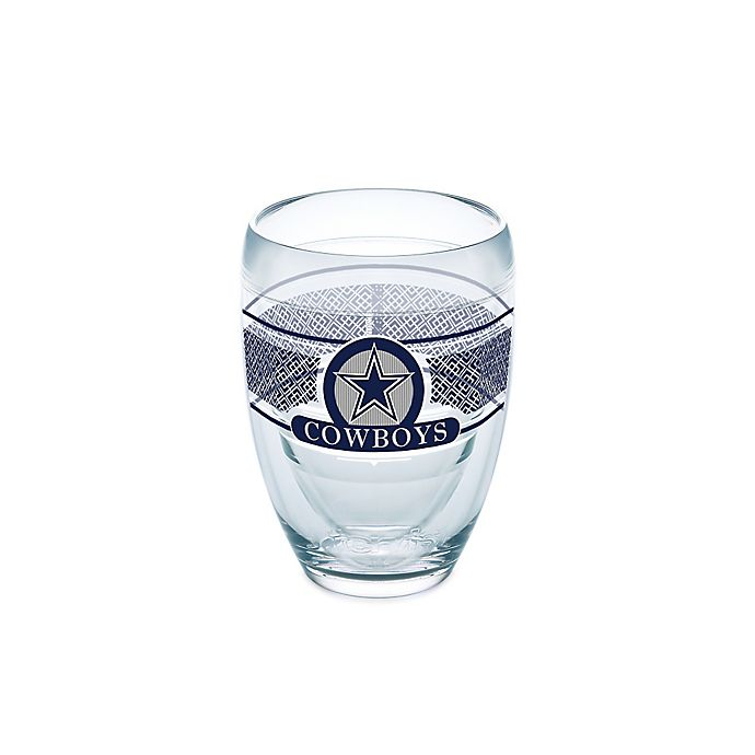 Alternate image 1 for Tervis® NFL Dallas Cowboys 9 oz. Stemless Wine Glass