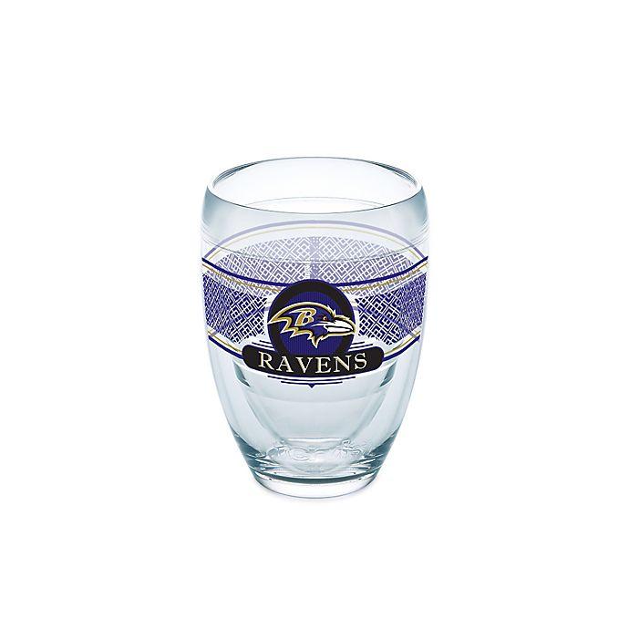 Alternate image 1 for Tervis® NFL Baltimore Ravens 9 oz. Stemless Wine Glass