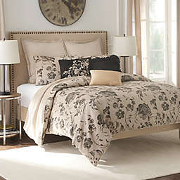 Flatiron Vivian Duvet Cover Set in Linen