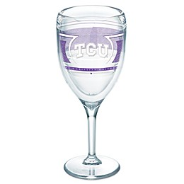 Tervis® Texas Christian University Horned Frogs Reserve Wrap Wine Glass