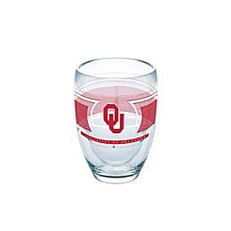 Tervis® University of Oklahoma Sooners 9 oz. Stemless Wine Glass Reserve Wrap