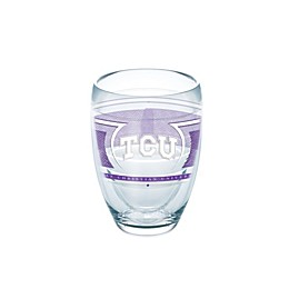 Tervis®Texas Christian University Horned Frogs 9 oz. Stemless Wine Glass Reserve Wrap