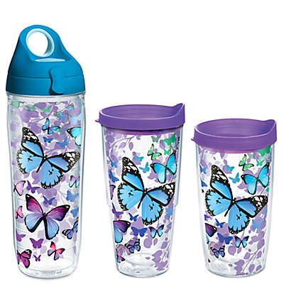 Tervis® Endless Blue Butterfly Drinkware
