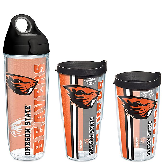 Alternate image 1 for Tervis® Oregon State University Beavers Pride Wrap with Lid