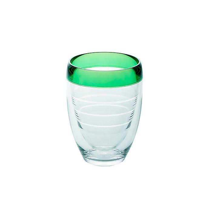Alternate image 1 for Tervis® 9 oz. Stemless Wine Glass in Mint Sprig