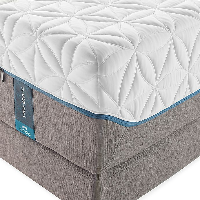 Alternate image 1 for Tempur-Pedic® TEMPUR-Cloud® Luxe Queen Mattress
