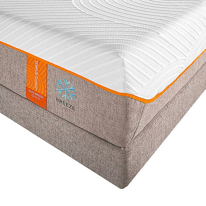 Alternate image 1 for Tempur-Pedic® TEMPUR-Contour™ Elite Breeze Queen Mattress