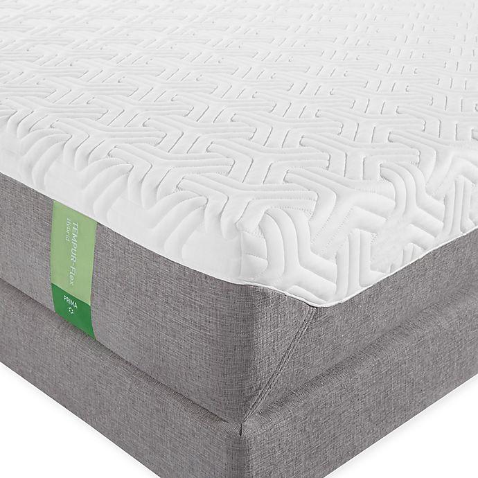 Tempur Pedic 174 Tempur Flex 174 Elite Mattress Bed Bath Amp Beyond
