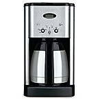 Cuisinart® Brew Central DCC-1400 10-Cup Thermal Coffee Maker