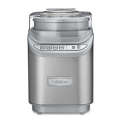 Cuisinart® Cool Creations™ Ice Cream Maker in Silver
