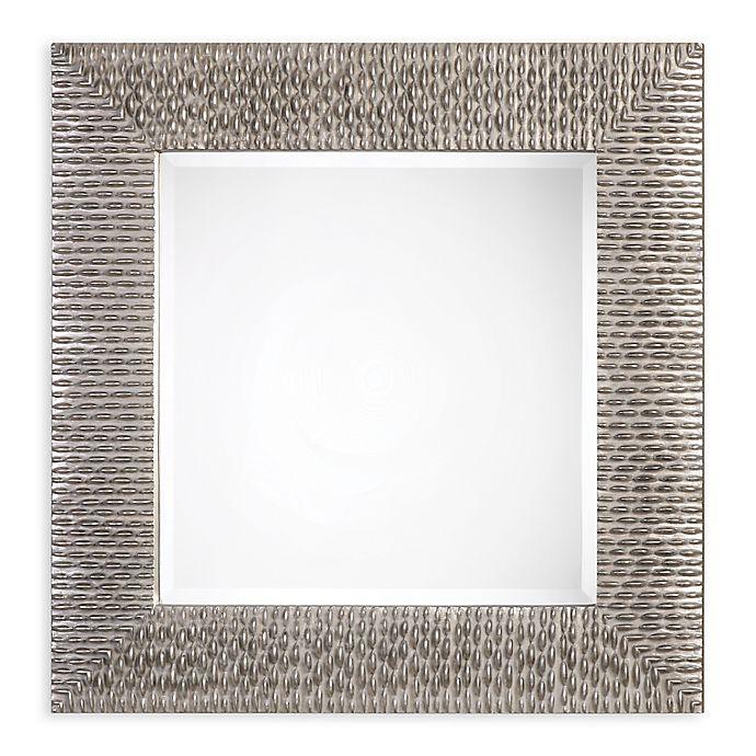 Alternate image 1 for Uttermost 40-Inch Cressida Mirror in Black/Grey