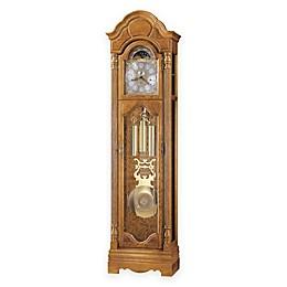 Howard Miller Bronson™ Floor Clock in Golden Oak