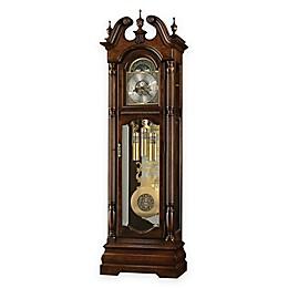Howard Miller Edinburg™ Floor Clock in Cherry Bordeaux