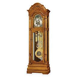 Howard Miller Scarborough Floor Clock in Legacy Oak