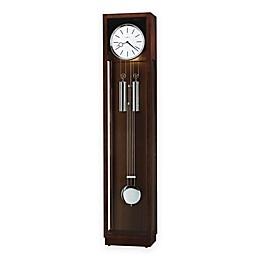 Howard Miller Avalon Floor Clock in Espresso