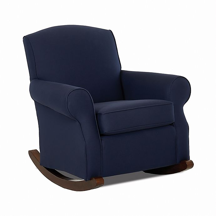 Alternate image 1 for Klaussner® Markle Rocking Chair