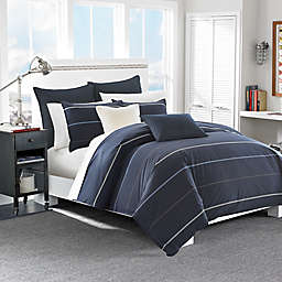 Nautica® Southport Comforter Set in Navy