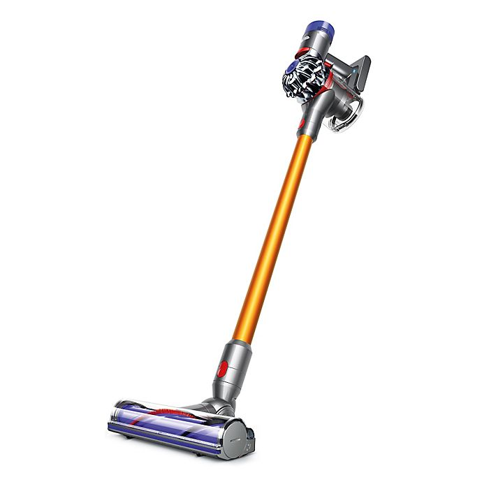 Dyson V8 Absolute Cord Free Stick Vacuum Cleaner Bed