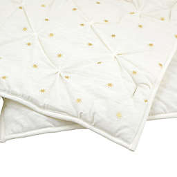 Just Born® Sparkle Quilt in Ivory