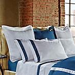 Frette at Home Arno European Pillow Sham in Ocean