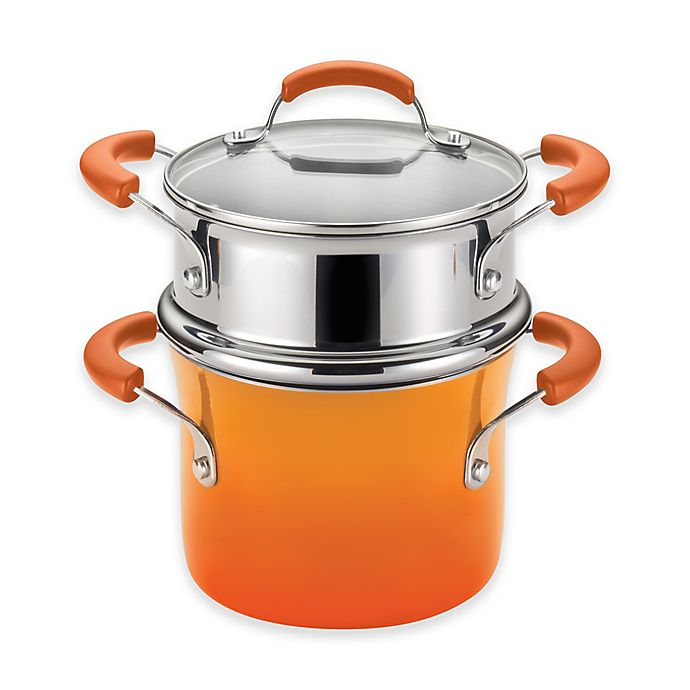 Alternate image 1 for Rachael Ray™ Porcelain Nonstick Cookware Collection