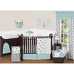 Sweet Jojo Designs Earth and Sky Crib Bedding Collection