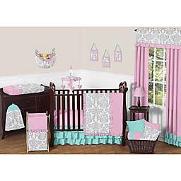 Sweet Jojo Designs Skylar Crib Bedding Collection
