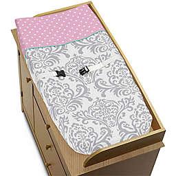 Sweet Jojo Designs Skylar Changing Pad Cover