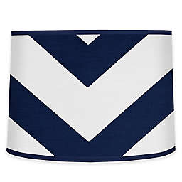 Navy Blue Lamp Shade Bed Bath Beyond