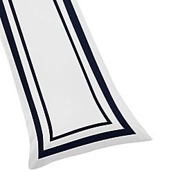 Sweet Jojo Designs Anchors Away Body Pillowcase
