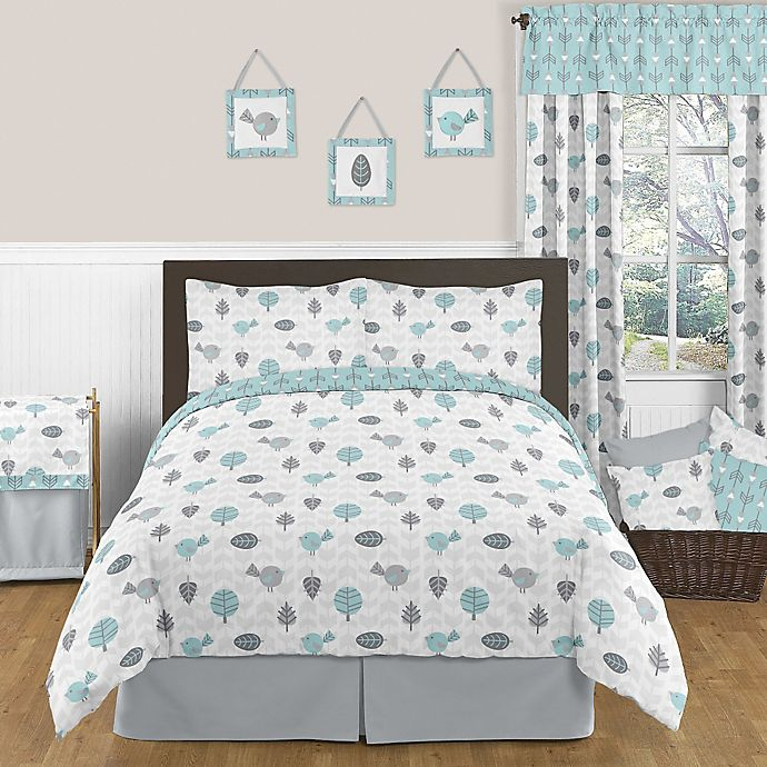 Alternate image 1 for Sweet Jojo Designs Earth and Sky Bedding Collection