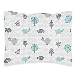 Sweet Jojo Designs Earth and Sky Pillow Sham