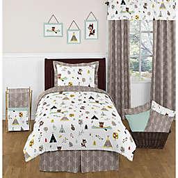Sweet Jojo Outdoor Adventure Twin Comforter Set