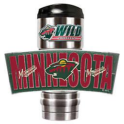 NHL Minnesota Wild Stainless Steel 18 oz. Insulated Tumbler