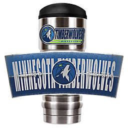 NBA Minnesota Timberwolves Stainless Steel 18 oz. Insulated Tumbler