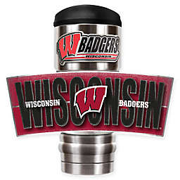 University of Wisconsin Stainless Steel 18 oz. Insulated Tumbler
