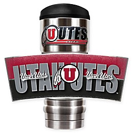 University of Utah Stainless Steel 18 oz. Insulated Tumbler